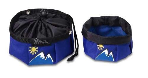 Blue Mountain Travel Bowl