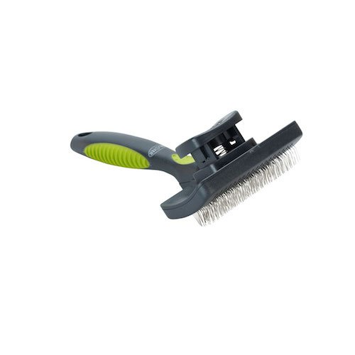 Buster Self-Cleaning Slicker Brush-soft