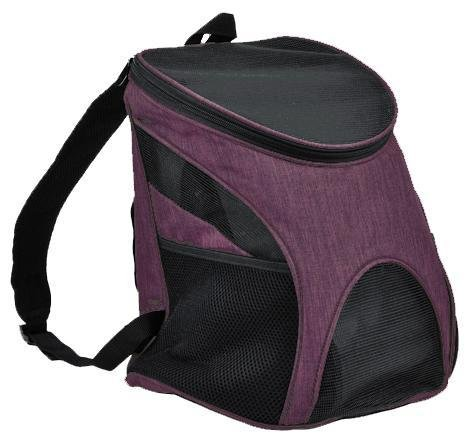 Doggy Carrier Pack - Purple