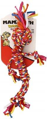 Mammoth Cloth Rope Man Dog Toy