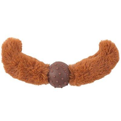 Mustache Dog Toys