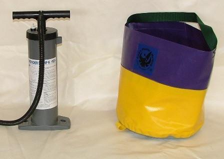 Jack's Plastic Welding - Round Bottom Collapsible Bucket