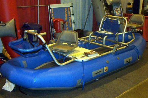 Jack's Plastic Welding - Dragonfly Self Bailing Raft - 21961660