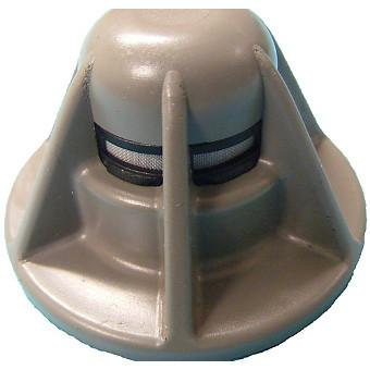 D7 Leafield Valve with Mesh Screen