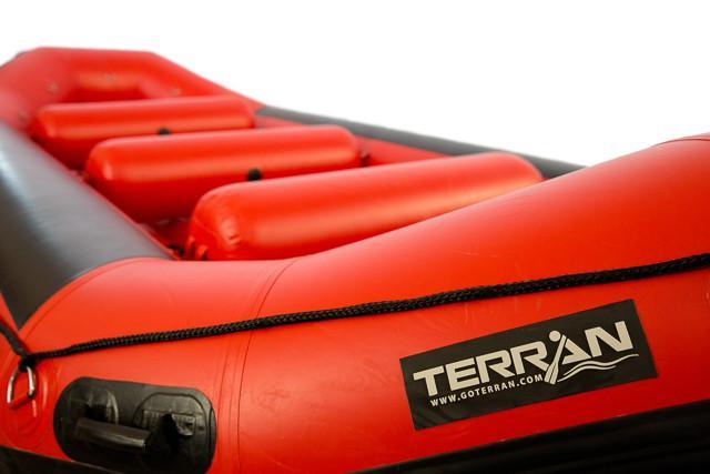 Terran 16' Self-Bailing Raft - 51262057