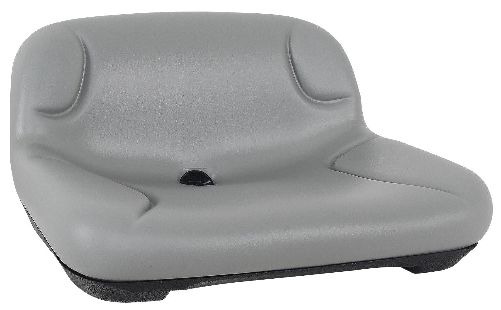 Low-Back Padded Drain Hole Seat