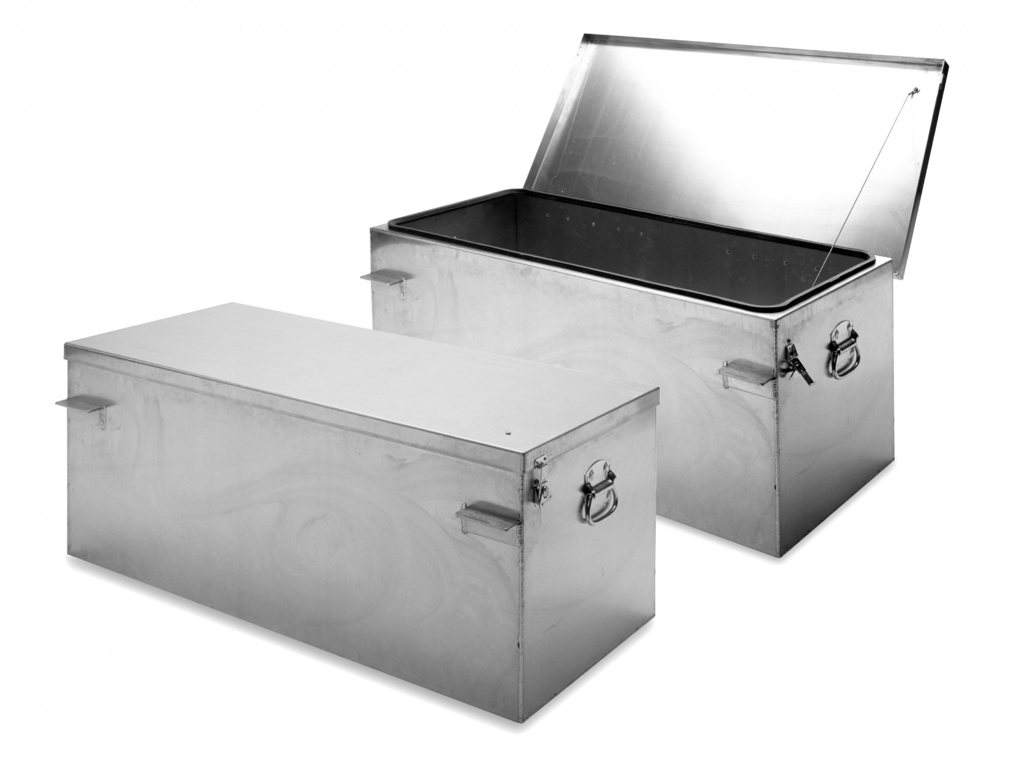 Willie's River Rat Equipment  Dry Boxes