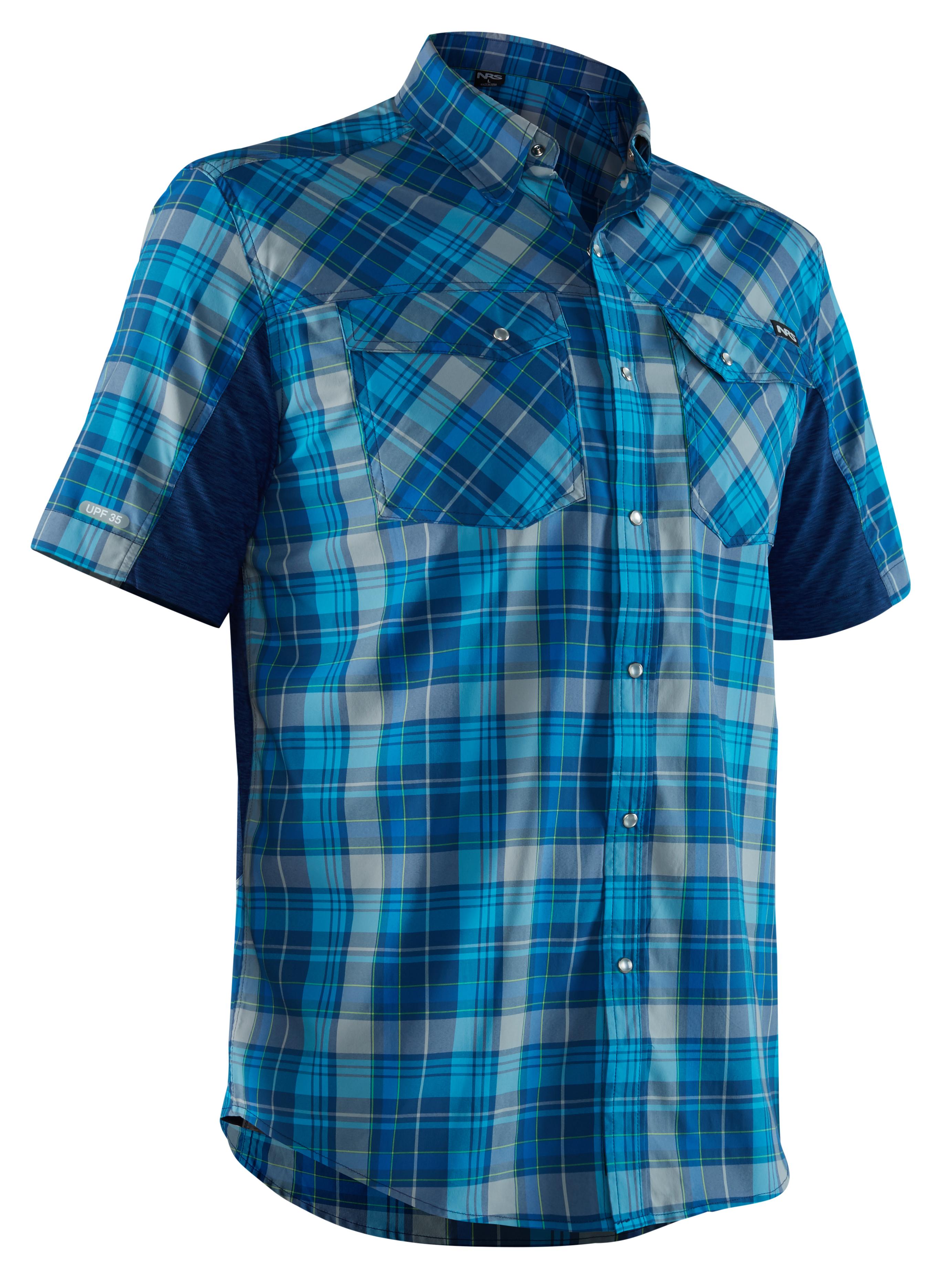 2018 NRS Men's Guide Short-Sleeve Shirt