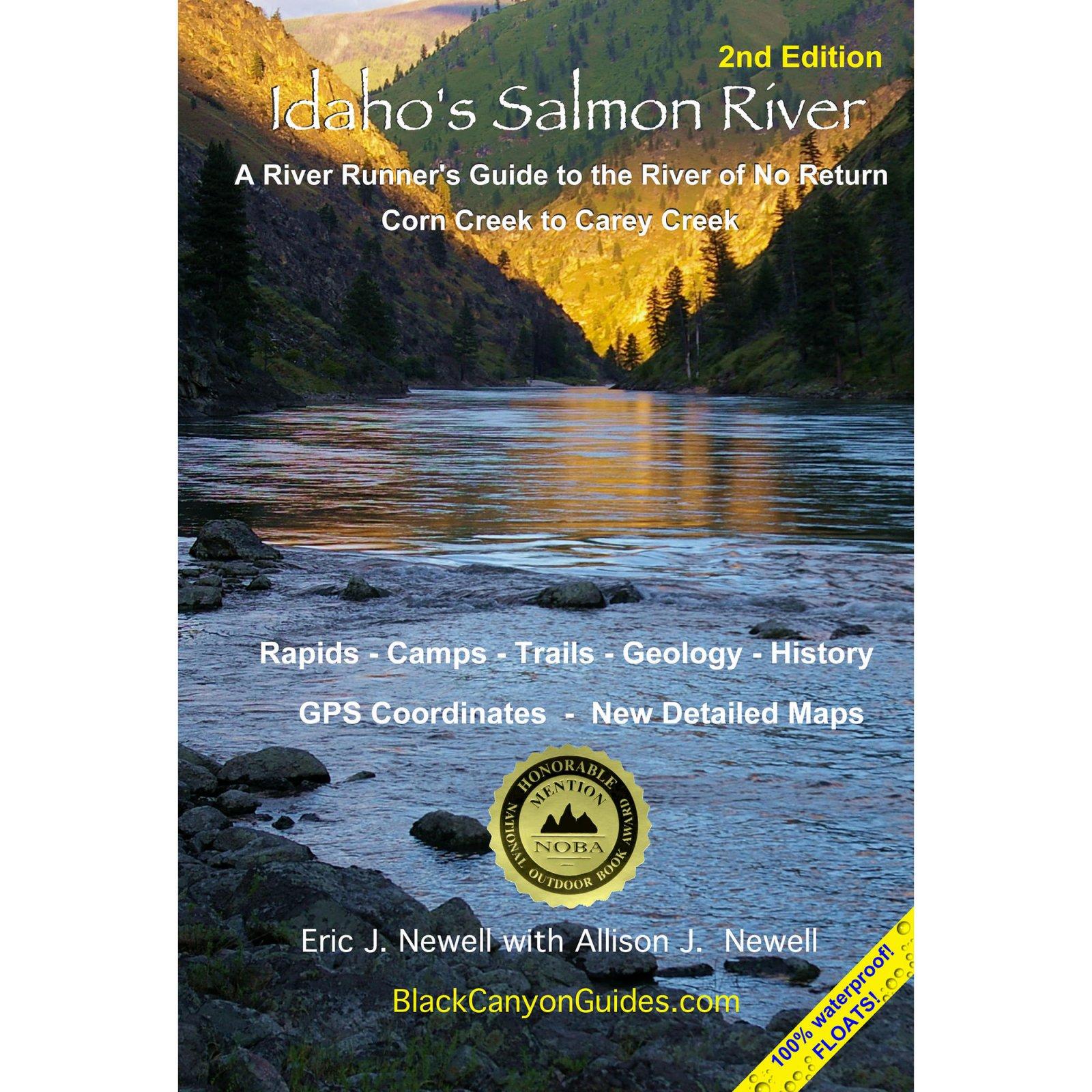 Idaho's Salmon River Guide Book 2nd Ed.