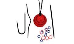 Magnetic Knitter's Necklace Kit