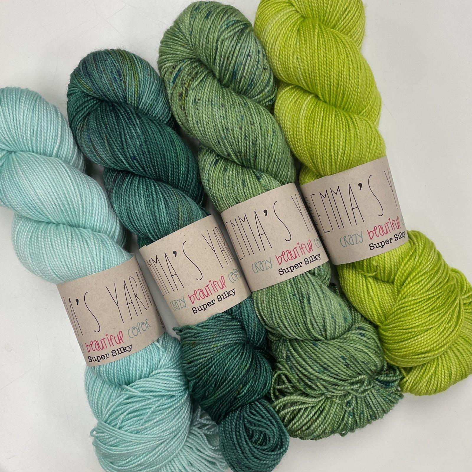 Emma's Yarn Botanique Kit