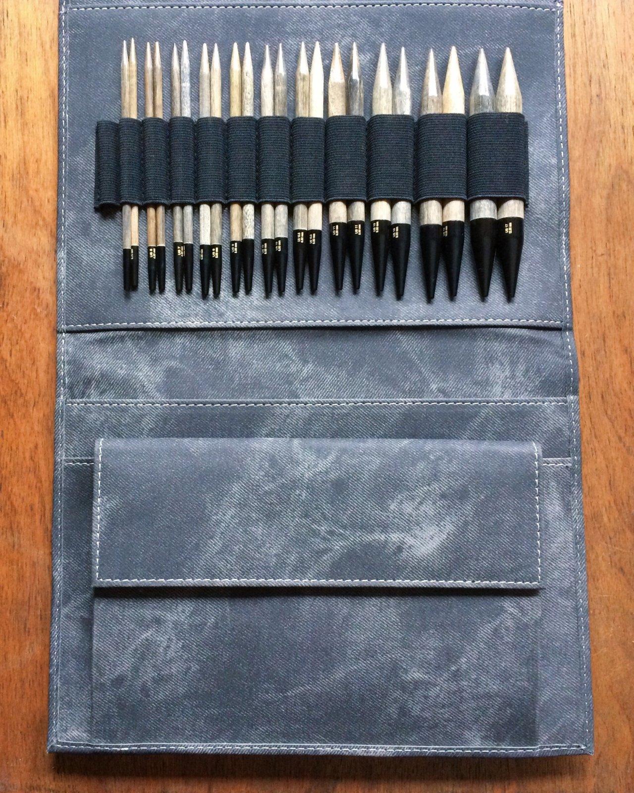 Lykke Driftwood 5 Needle Set