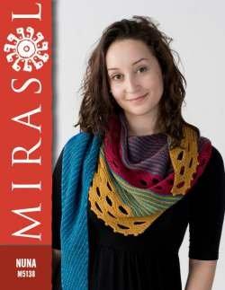 Mirasol Paracas Shawl