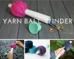 Yarn Valet Ball Winder