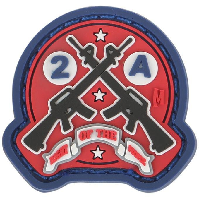 AR15 2A PATCH (FULL COLOR)