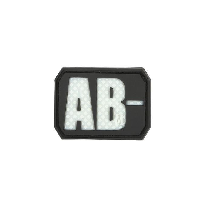 AB- NEGATIVE PATCH (GLOW)