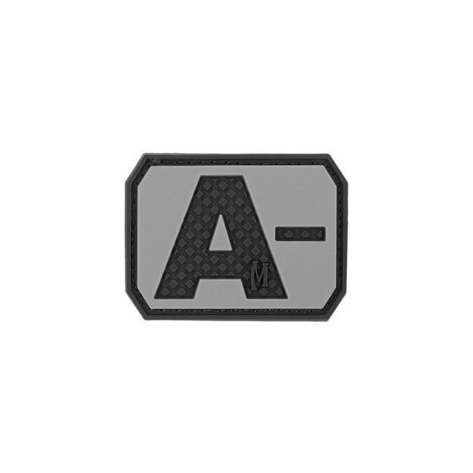 A- NEGATIVE PATCH (SWAT)