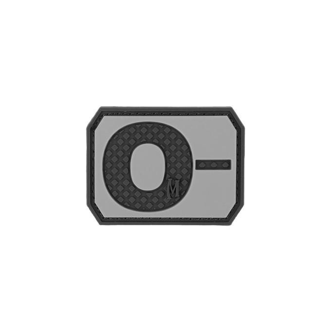 O- NEGATIVE PATCH (SWAT)