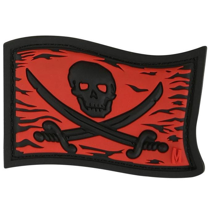 JOLLY ROGER PATCH (FULL COLOR)