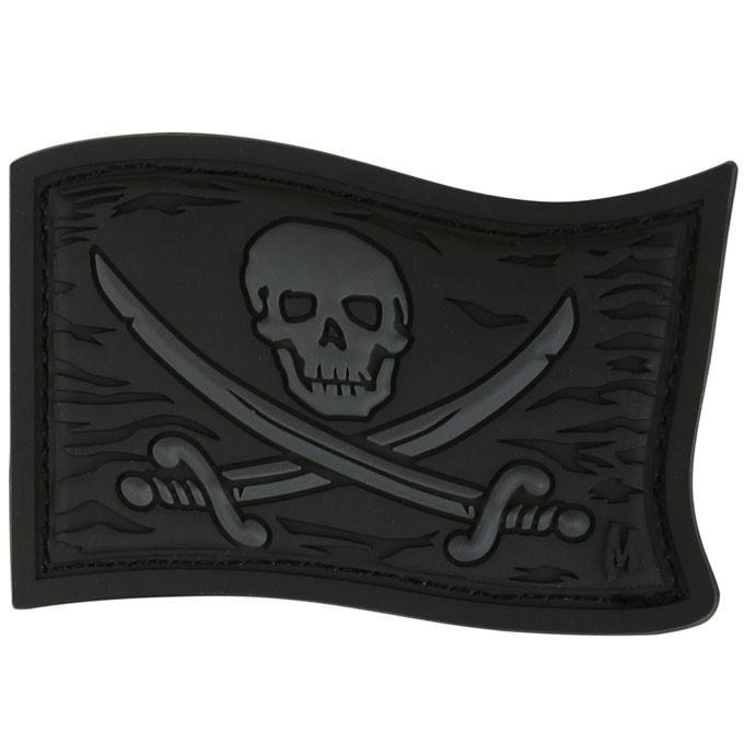JOLLY ROGER PATCH (SWAT)