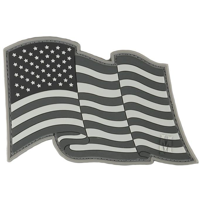 STAR SPANGLED BANNER PATCH (SWAT)