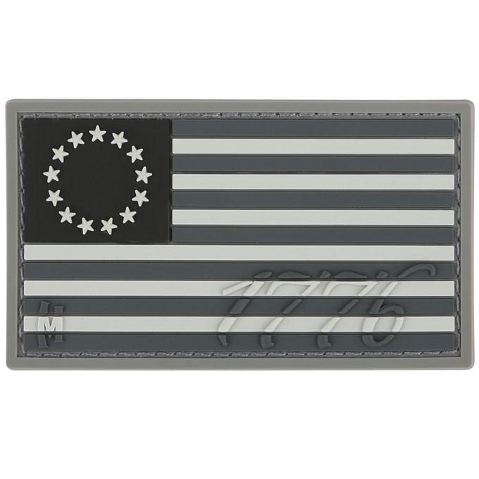 1776 US FLAG PATCH (SWAT)