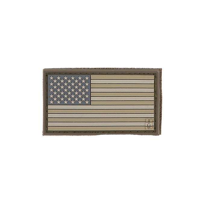 USA FLAG PATCH SMALL (ARID)