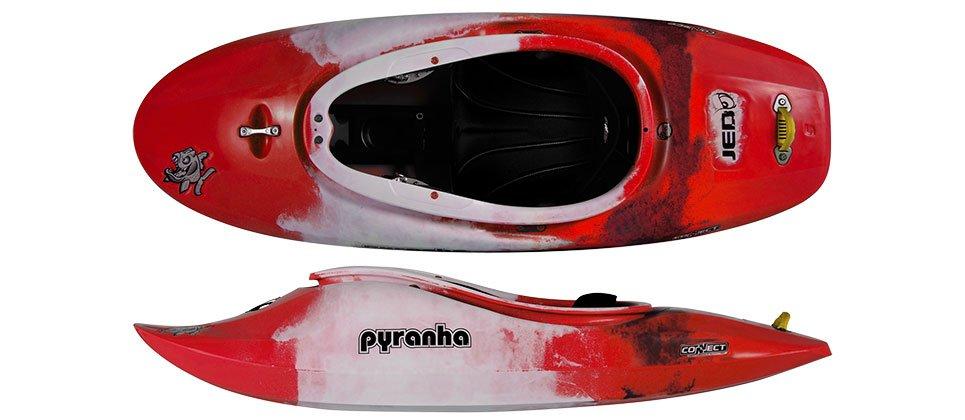 Pyranha Jed Kayak