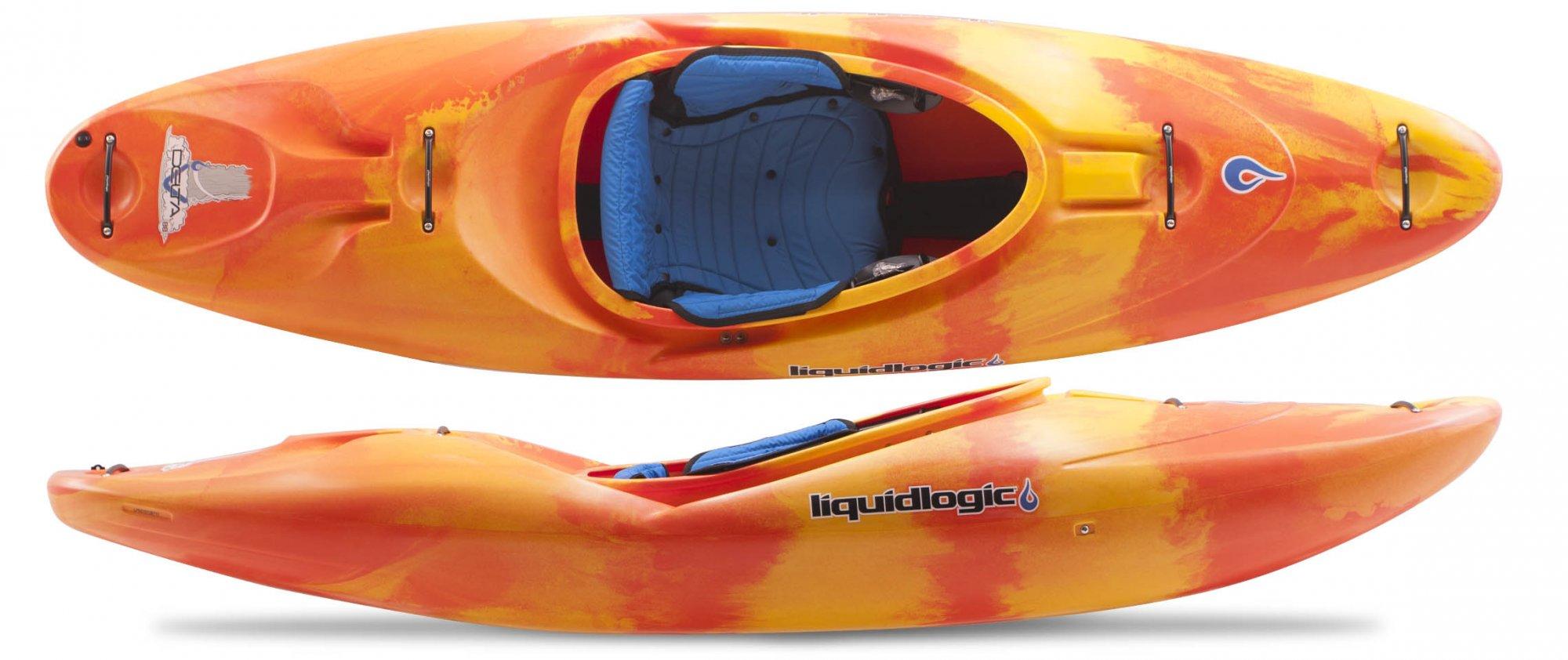 Liquidlogic Delta V 88