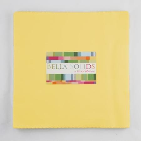 Bella Solids JLC - 30s Yellow