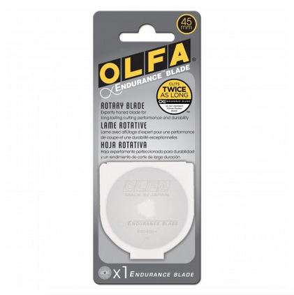 OLFA 45mm Rotary Endurance Blade 1ct