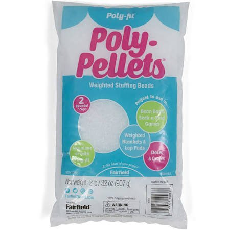 Poly-Pellets 2 lb Bag