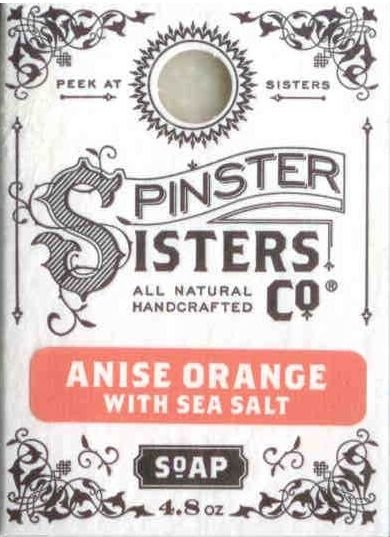 Anise Orange Soap Bar