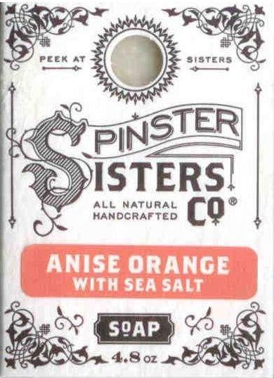 Anise Orange Soap Bar