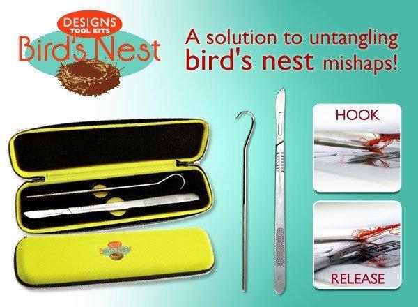 DIME Birds Nest Tool Kit