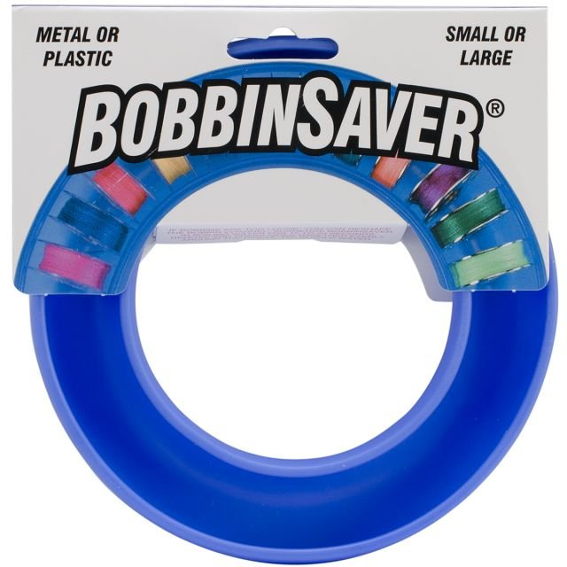 Round Bobbin Saver