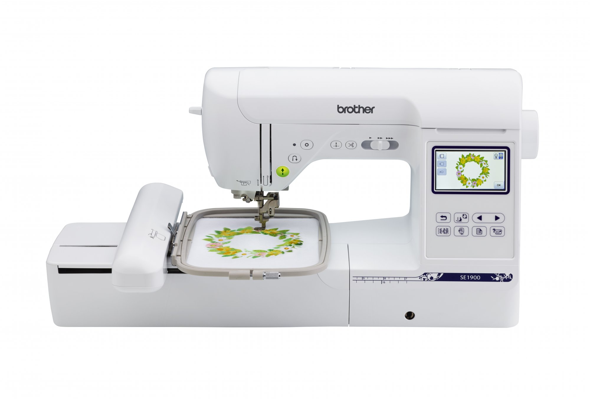 Embroidery Machine Rentals by the hour