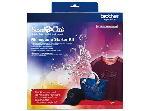 Scan N Cut Rhinestone Starter Kit