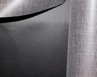 Black Chalk Cloth Write on Fabric