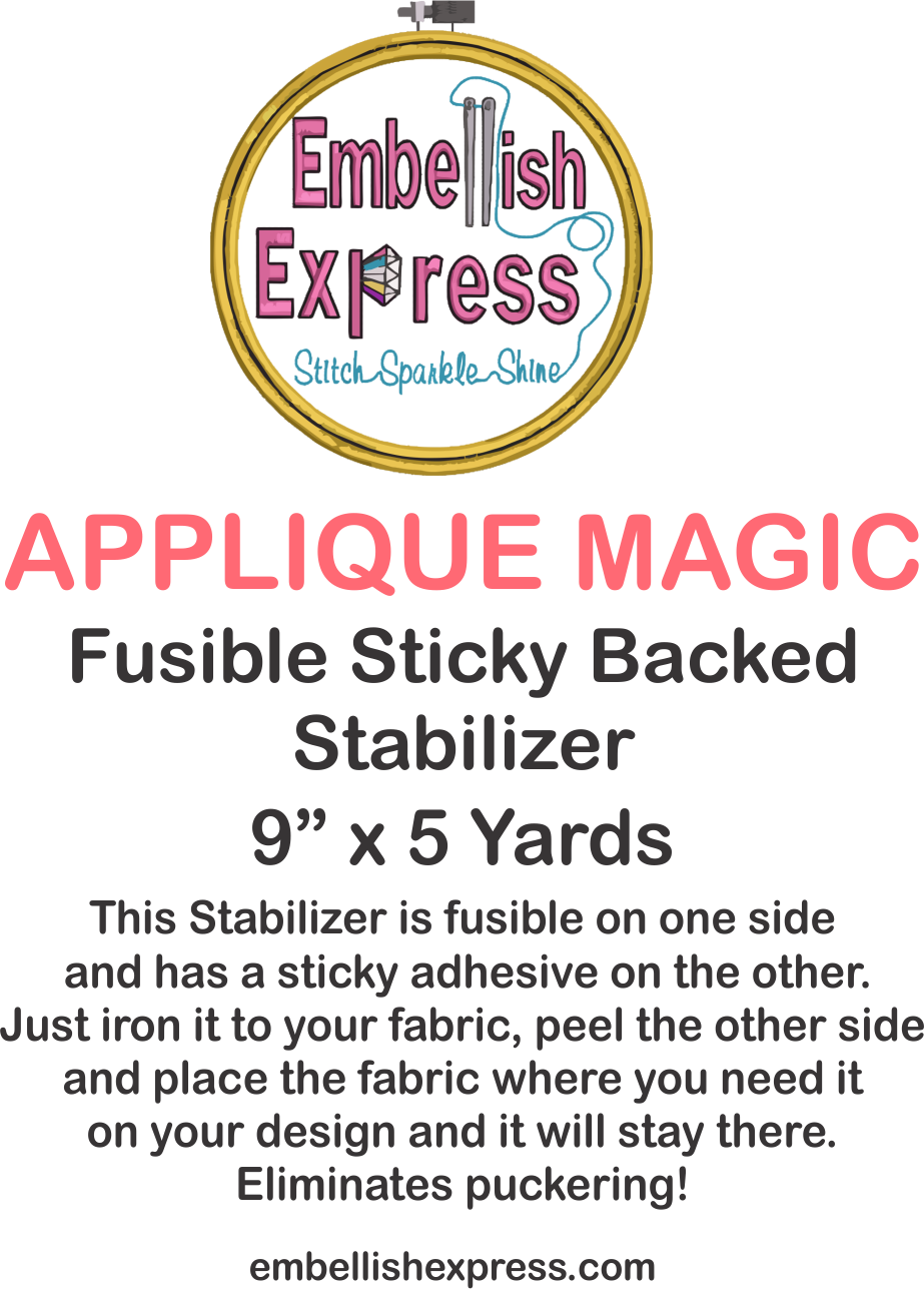 Embellish Express Applique Magic