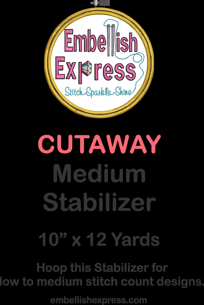 Embellish Express Cutaway Stabilizer