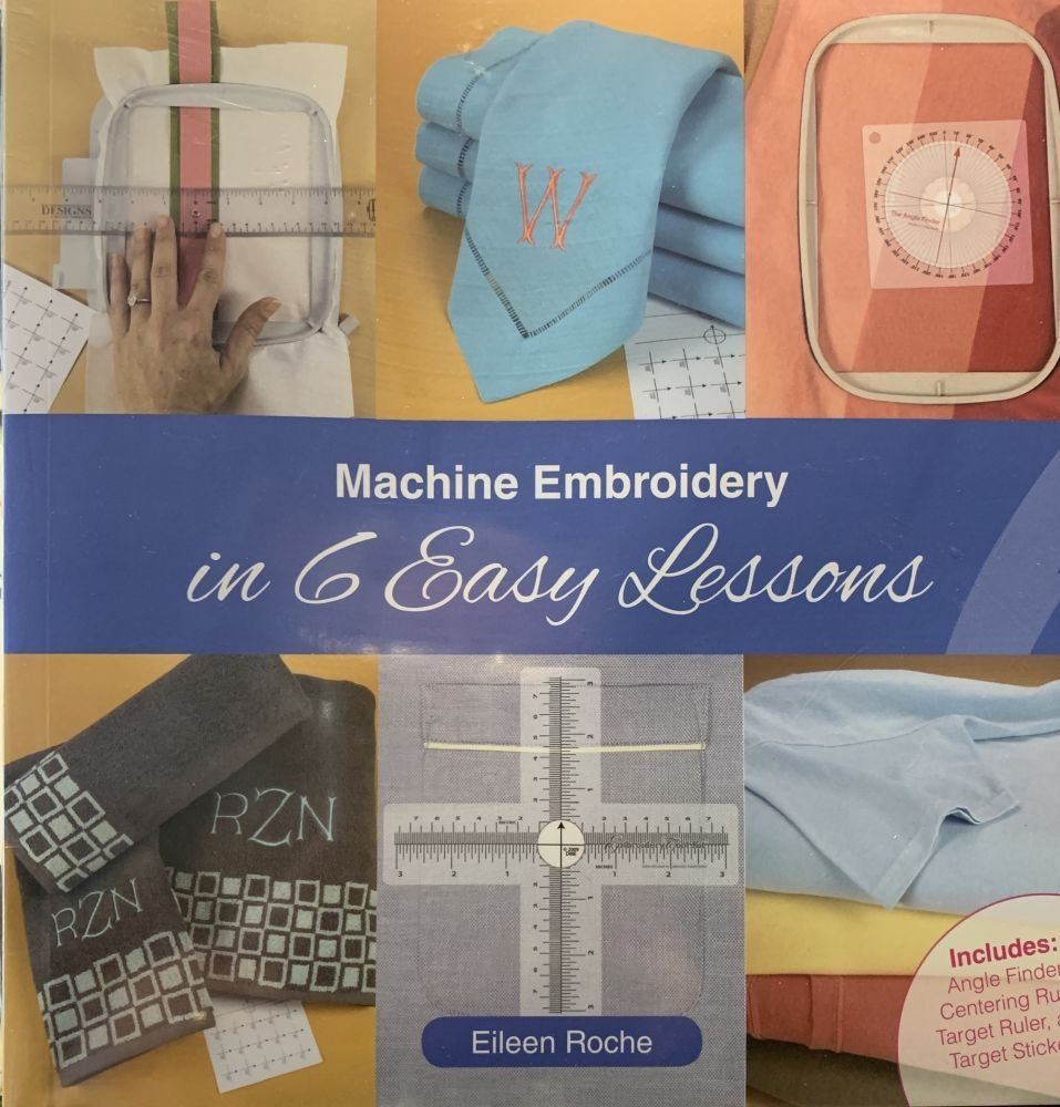 DIME Machine Embroidery in 6 Easy Lessons