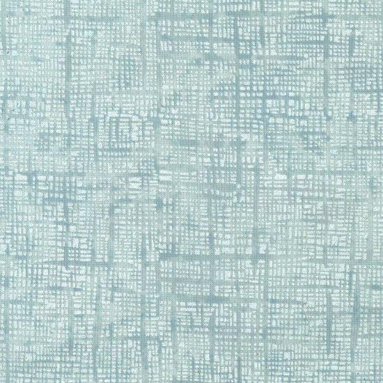 Blank Quilting Pearl Grid Light Blue by Mark Hordyszynski