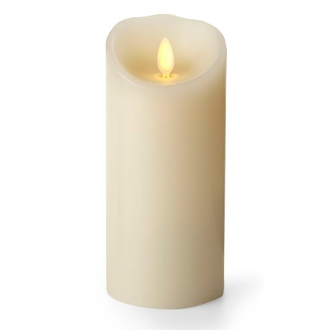 Vanilla Scented Candle with Timer