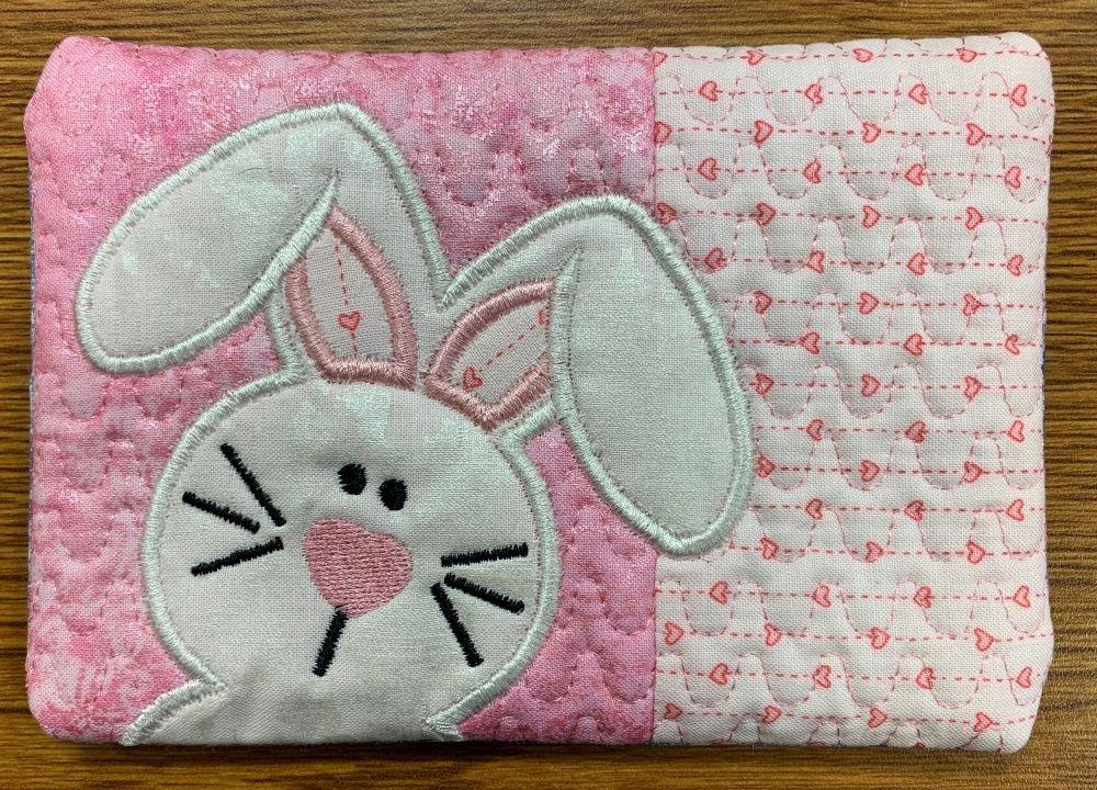 Kimberbell Bunny Mug Rug Kit