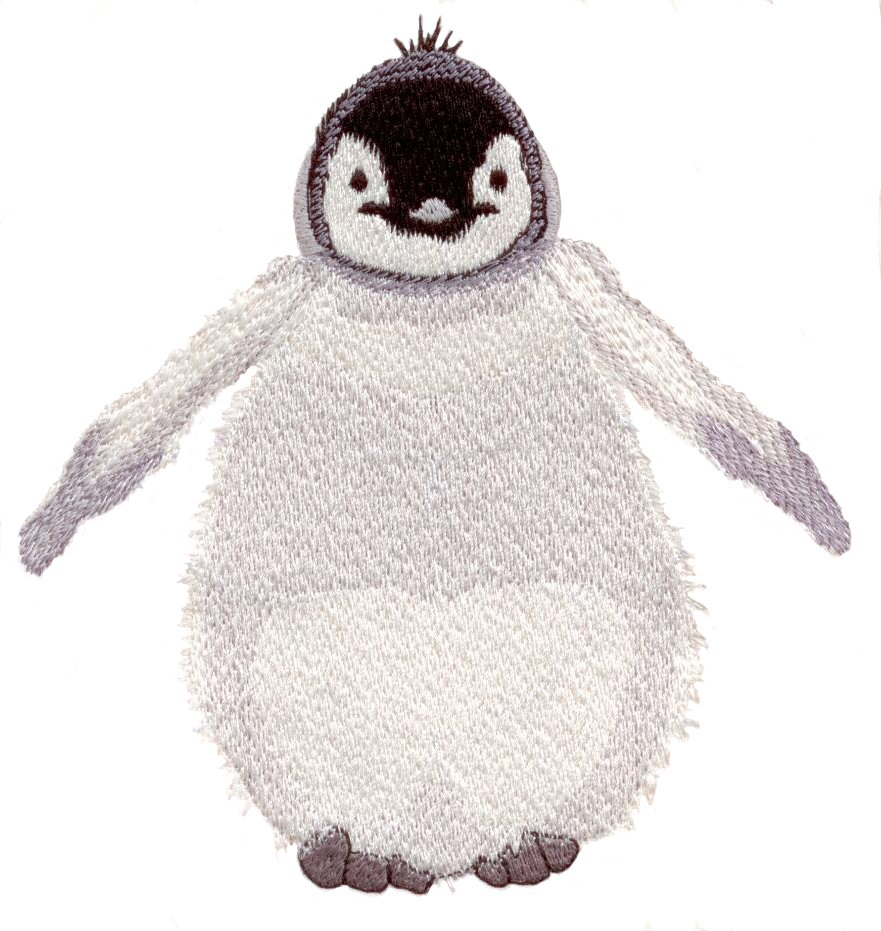 Water Babies Penguin by Mark Hordyszynski