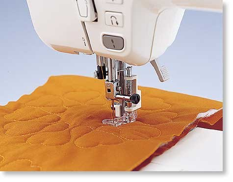 Brother Free Motion Quilting Foot