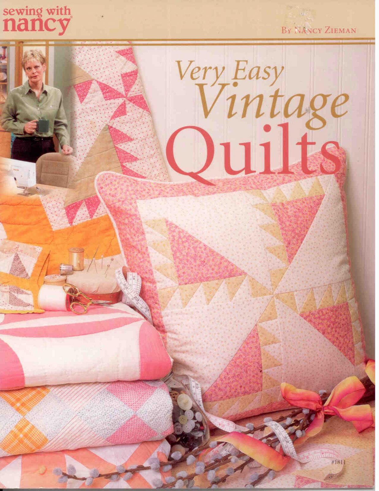 Very Easy Vintage Quilts Book