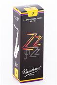 Vandoren Jazz Tenor Sax Reeds 3.0