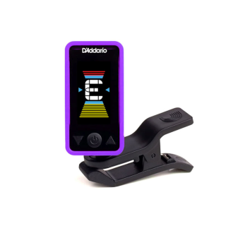 D'Addario Eclipse Tuner Purple